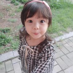 - Namjoon and Chalsesia's Children Half Asian Babies, Korean Babies, Asian Kids, My Baby Girl, Baby Love, Cute Kids, Cute Babies, Half Korean, 3 Year Old Girl