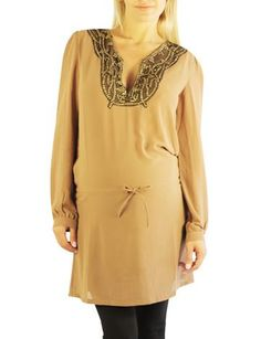 Look no further for perfect baby shower dress. Mommylicious offers stylish maternity dresses for baby showers, cute maternity clothes and maternity lingerie. Long Sleeve Maternity Dress, Maternity Dresses For Baby Shower, Cute Maternity Outfits, Maternity Fashion, Dress For You, Jewel, Tunic Tops, Stylish, School