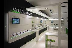 Phone Shop | Retail Design | Retail Display |
