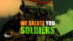 Cowardly Pulwama Terror Attack : We Salute You Indian Army! We Salute You Indian Army!