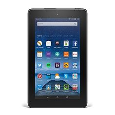 #8: Fire Tablet 7 Display Wi-Fi 8 GB (Black) Amazon Fire 7 Inch Tablet 8GB is rated above 4 stars and stays in the best products in Electronics  category in UK. Click below to see its Availability and Price in YOUR country.