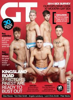 Gay Times Magazine - March 2014
