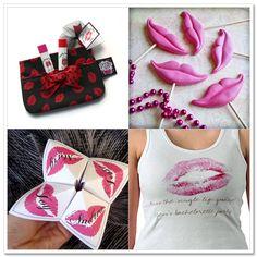 Kiss the single life goodbye...bachelorette party theme