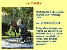 UBICACIÓN: Avda. de Italia (Campo San Francisco), 2002 AUTOR: Mauro Álvarez Fotógrafa profesional que ofrecía sus servicio...