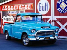 1957 GMC 100 Series 1 2 Ton Pickup Truck. I would LOVE to have this truck!!!!