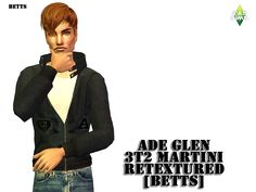 MYB Sims: Ade Glen Converted&Retextured by Betts