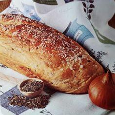 Här ett recept på ett gott bröd, som passar utmärkt till buljong. Kombinationen lök och dill ger en ovanlig smak.   Gör så här:   Låt löken ... Most Nutrient Dense Foods, Nutrition, Baking, Recipes, Patisserie, Rezepte, Food Recipes, Bread, Bakken