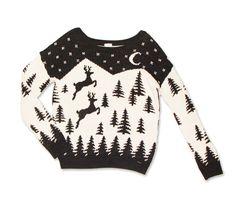 Holiday Sweater. #hotforholiday