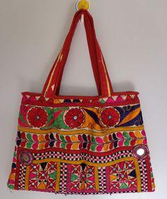banjara textile bag by ethnichandmade on Etsy