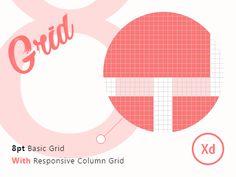 8pt Grid for Web by Bogdan Slomchinskiy