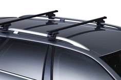 Thule Roof Racks - Best Prices & Reviews on Thule Square Bar Base Rack System for Cars, Trucks & SUVs