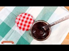 Low Carb Protein Nutella Recipe - YouTube
