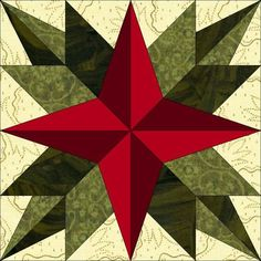 Image result for draw a quilt star block names