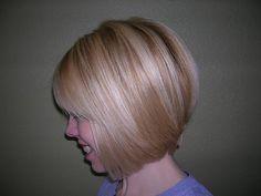 25 Short Blonde Haircuts for 2014 Inverted Bob Hairstyles, Hairstyles Haircuts, Pretty Hairstyles, Bob Haircuts, Celebrity Hairstyles, Stacked Haircuts, Hairstyle Ideas, Hair Ideas, Cut My Hair