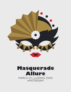 masquerade poster - Google Search