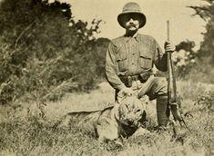 The_Big_Game_of_Africa_1910_-_Lioness_Sotik_Plains_1909.png (Obrazek PNG, 795×582pikseli)