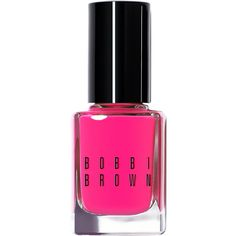 Bobbi Brown Nail Polish - Pink Valentine ($18) ❤ liked on Polyvore  i <3 that color!!!!!