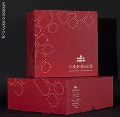 """da """"Capriccio"""" pasticceria e cioccolateria  a Napoli in via Carbonara… www.studiorotella.biz tina esposito, graphic design"""