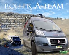 RollerTeam Livingstone K2 Prestige - La prova completa su www.camperonline.com
