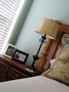 Master Bedroom: Quietude Sherwin Williams