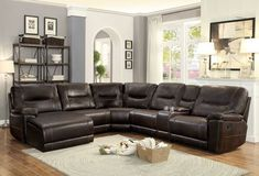 26 best reclining sectionals images in 2019 family room furniture rh pinterest com