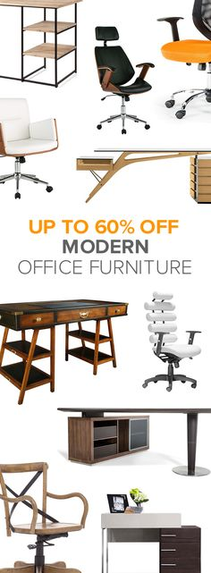 Modern Office Furniture | Up to 60% Off at dotandbo.com