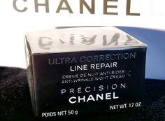 CHANEL ULTRA CORRECTION LINE REPAIR ANTI-WRINKLE NIGHT CREAM (50g/1.7oz) #CHANEL