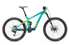 Reign Advanced 27.5 1 (2016) | Giant Bicycles | United States