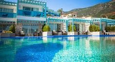 Asfiya Sea View Hotel - Kalkan Turkey #carolynstanley #travel