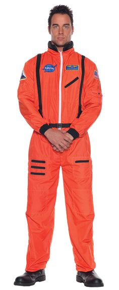Deluxe astronaut costume for adults - Google Search