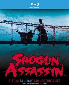 Shogun Assassin - 5 Film Collector's Edition [Blu-ray] AN…