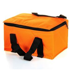 3.5L Folding Mini Cooler Bag Food Drink Fruit Insulation Thermal Lunch Bag Hot/Cold Bag trips Ice Pack
