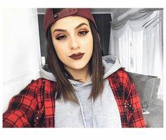 Amanda Pontes makeup