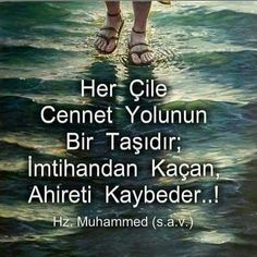 All-cil to-heaven-way-of-a-tau-examination of how the Hereafter-lose-it . Muslim Pray, Islam Muslim, Allah Islam, Religious Quotes, Islamic Quotes, Muhammed Sav, Meaningful Words, Quotes About God, Hadith