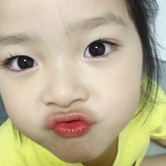 Most Popular Kwon Yuli Baby Ulzzang Icons 63 Ideas Cute Asian Babies, Korean Babies, Asian Kids, Cute Babies, Baby Kids, Cute Baby Meme, Baby Memes, Baby Tumblr, Cute Baby Girl Pictures