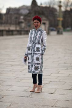 Ethnic love!!! It's the new age of Frida and I ain't mad at it.