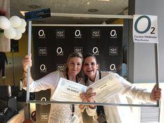 El equipo de O2 Centro Wellness Plenilunio - Madrid os desea un Feliz 10º Aniversario. Gracias a Panaria Panaderías por el magnífico catering.
