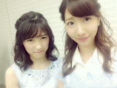 Mayuyu & Yukirin #AKB48 #NGT48
