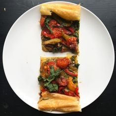 It's no secretthat I'm a massive fan of pastry. So I thought, why not bring pastry and my pesto together for my own vegan puff pastry slices.