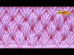 How to Knit German Knit Flowers How to Knit Flowers 2 needles / sticks Diy Crafts Knitting, Easy Knitting Patterns, Knitting Designs, Stitch Patterns, Crochet Patterns, Knitting Wool, Knitting Stitches, Baby Knitting, Gilet Crochet