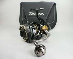 Ad(eBay) Daiwa Exist LT 3000S-C Spinning Reel Excellent | Reels