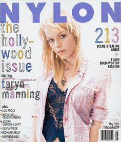Catch up with Taryn Manning pre-Orange is the New Black