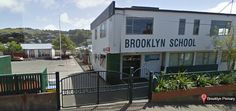 This is my old school in Brooklyn. It is significant to me, because I have made heaps of friends there.