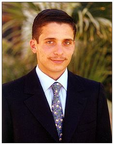 Prince Hamzah of Jordan, son of Queen Noor and the late King Hussein and brother of the current King Abdullah.