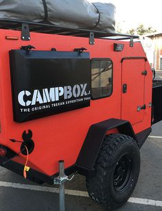 En CampBox Chile nos especializamos en trailers de camping, equipos off road de expedición y travesías, modificación de vehículos y proyectos especiales.