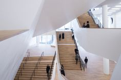 Gallery of Herzog & de Meuron's Elbphilharmonie in Hamburg Photographed by Iwan Baan - 21