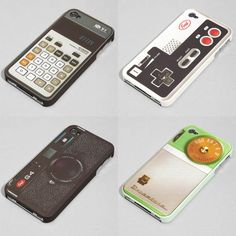 Flashback iPhone cases
