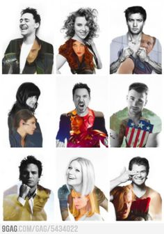 The Avengers - awesome
