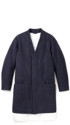 It's basically a bath robe. Opening Ceremony's Julien coat.