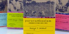 Paruva KaalamSoaps - The Dieline - The #1 Package Design Website -